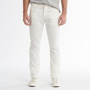 Men's Hudson & Barrow NYC white jeans 32 x 32 ❤️